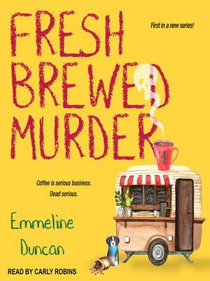 cover image of Fresh Brewed Murder