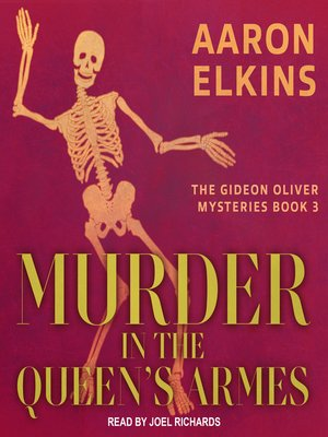 cover image of Murder in the Queen's Armes