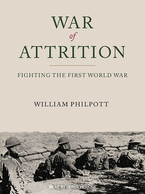 cover image of War of Attrition