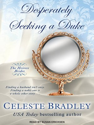 cover image of Desperately Seeking a Duke