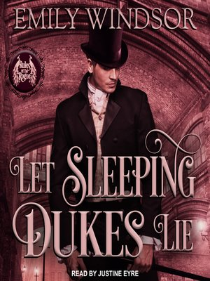 cover image of Let Sleeping Dukes Lie