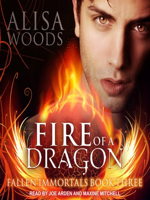 cover image of Fire of a Dragon