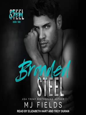 cover image of Branded Steel
