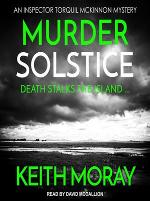 cover image of Murder Solstice--Death stalks the island ...