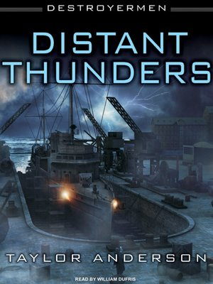 cover image of Destroyermen--Distant Thunders