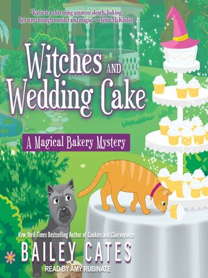 cover image of Witches and Wedding Cake