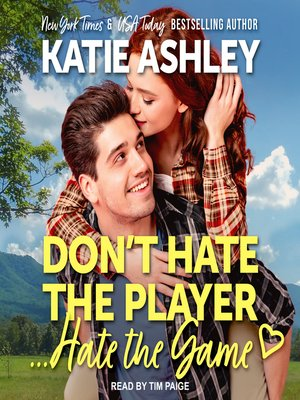 cover image of Don't Hate the Player...Hate the Game
