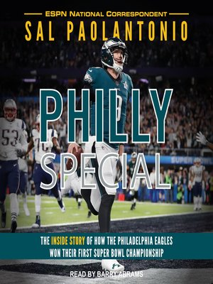 cover image of Philly Special