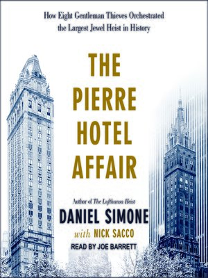 cover image of The Pierre Hotel Affair
