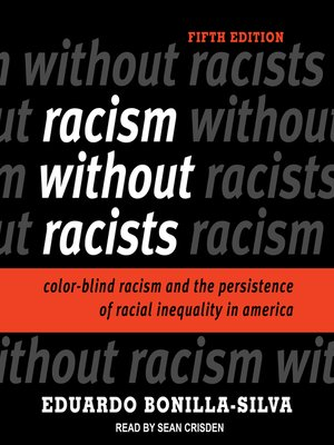 cover image of Racism without Racists
