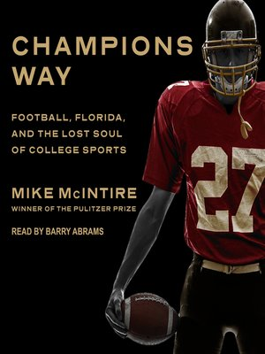 cover image of Champions Way