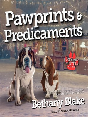 cover image of Pawprints & Predicaments