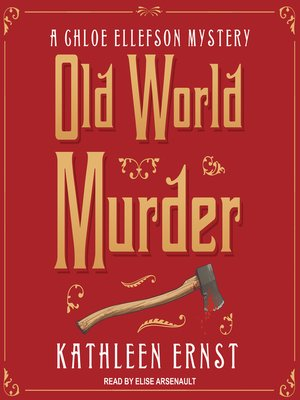 cover image of Old World Murder