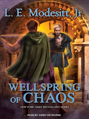 cover image of Wellspring of Chaos