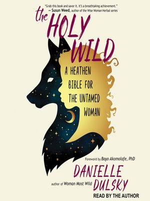 cover image of The Holy Wild