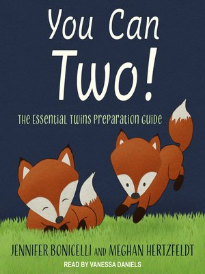 cover image of You Can Two!