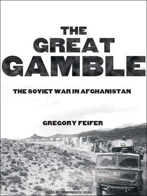 cover image of The Great Gamble