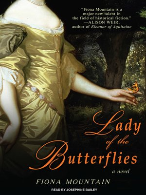cover image of Lady of the Butterflies