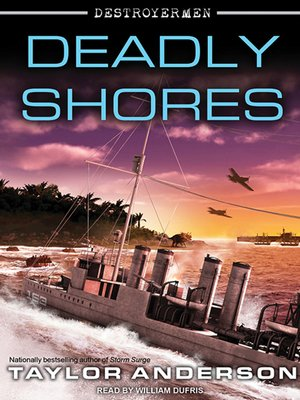 cover image of Deadly Shores