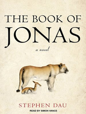 cover image of The Book of Jonas