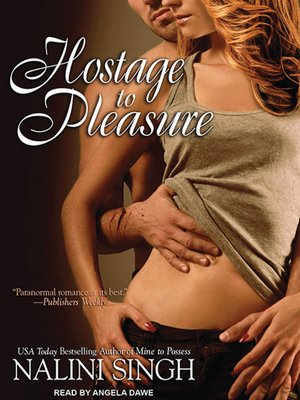 cover image of Hostage to Pleasure