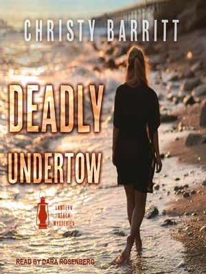 cover image of Deadly Undertow
