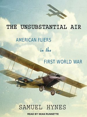 cover image of The Unsubstantial Air