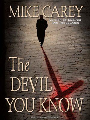 cover image of The Devil You Know