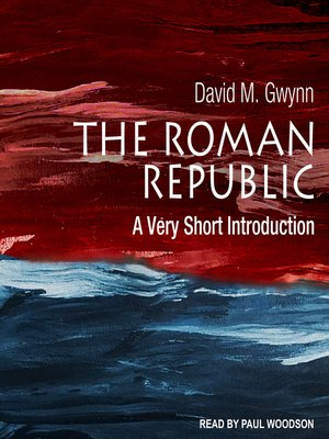 cover image of The Roman Republic