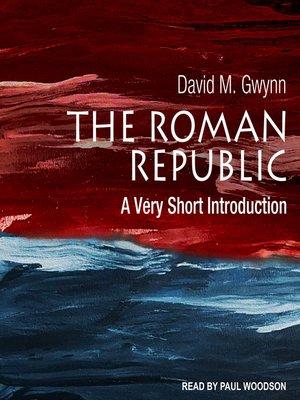 cover image of The Roman Republic