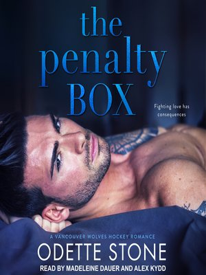 cover image of The Penalty Box