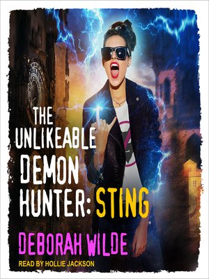 cover image of The Unlikeable Demon Hunter--Sting