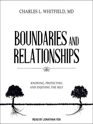 cover image of Boundaries and Relationships
