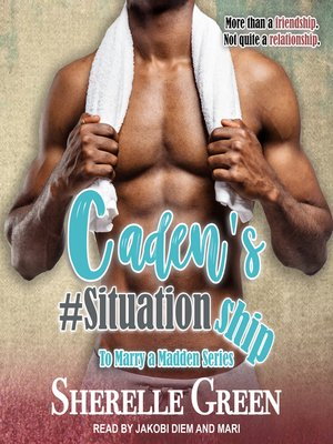 cover image of Caden's #Situationship