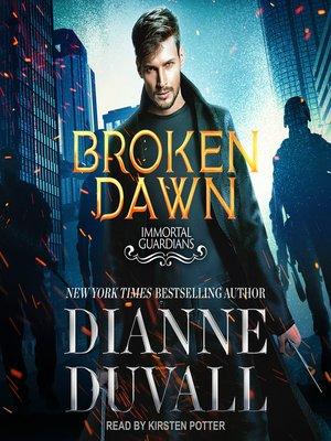 cover image of Broken Dawn