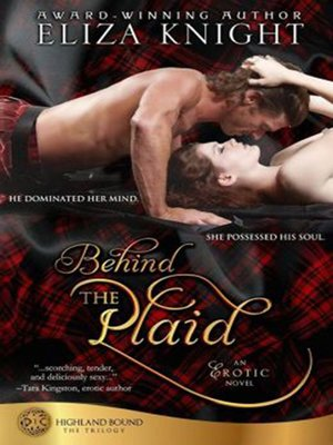 cover image of Behind the Plaid
