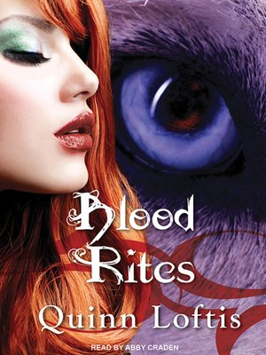 Bildresultat för blood rites quinn loftis