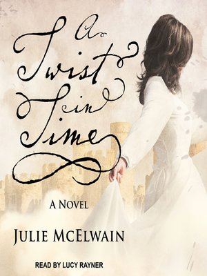 cover image of A Twist in Time--A Novel