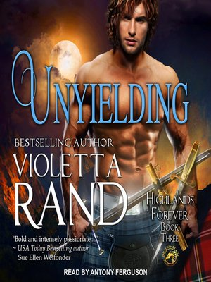 cover image of Unyielding