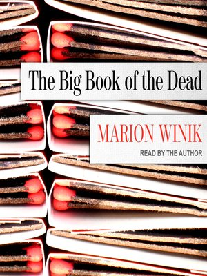 cover image of The Big Book of the Dead