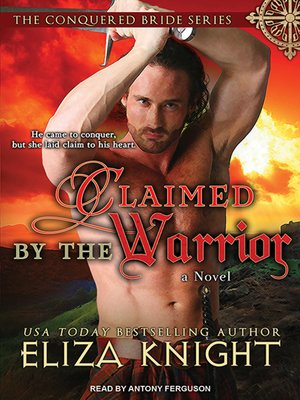 cover image of Claimed by the Warrior
