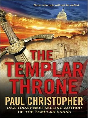 cover image of The Templar Throne