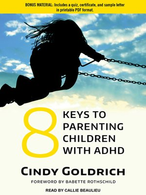 cover image of 8 Keys to Parenting Children With ADHD