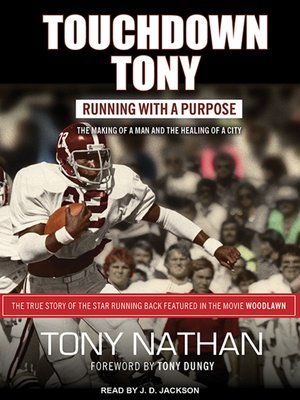 cover image of Touchdown Tony