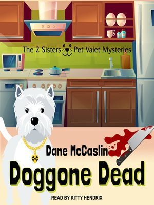 cover image of Doggone Dead