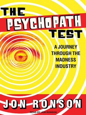 cover image of The Psychopath Test