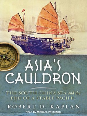 cover image of Asia's Cauldron