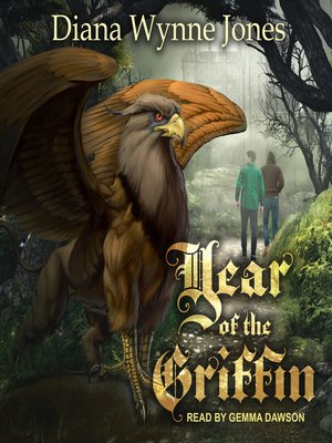 cover image of Year of the Griffin