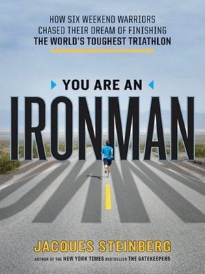 cover image of You Are an Ironman