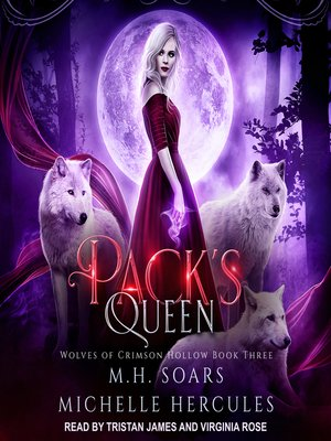 cover image of Pack's Queen--A Fairy Tale Retelling Paranormal Romance